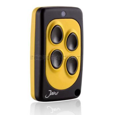 telecomando jane q 30,900 Mhz giallo