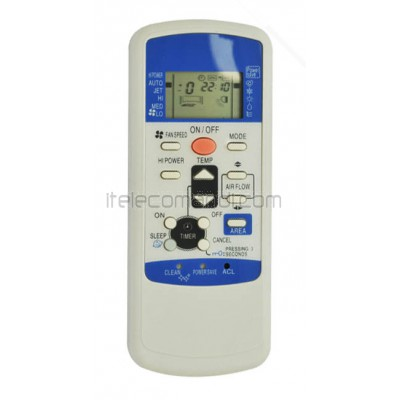 Telecomando Mitsubishi Heavy Industries RLA502A001C