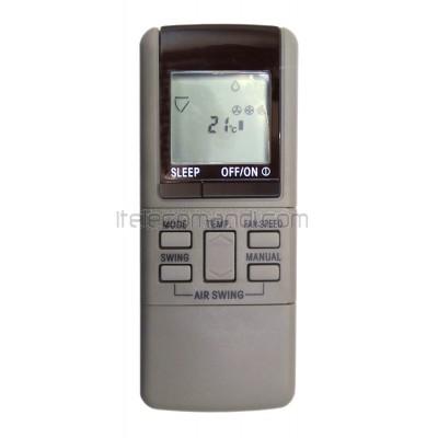 telecomando panasonic a75c560