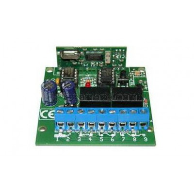 ricevitore r2a 306 Mhz 2 canali