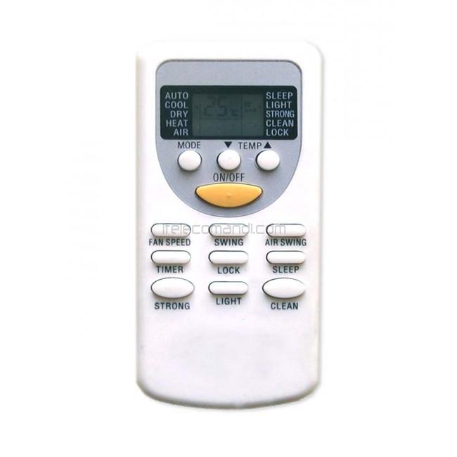 Telecomando Climatizzatore Chigo Zh Jt 01 Condizionatore Pompa Di