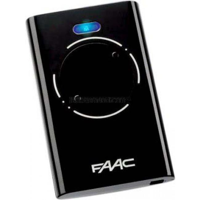 telecomando originale faac xt2 868 slh lr 7870091 868 mhz. Black Bedroom Furniture Sets. Home Design Ideas