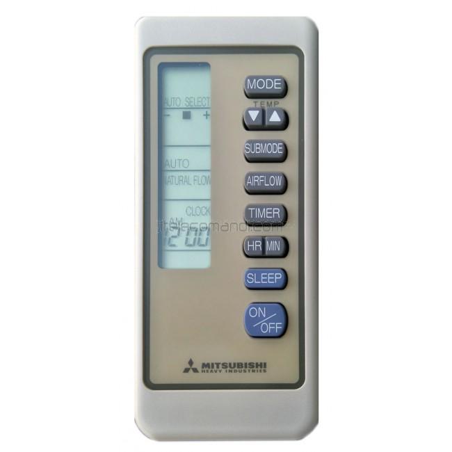 Telecomando Mitsubishi Heavy Industries Rkn502a M285