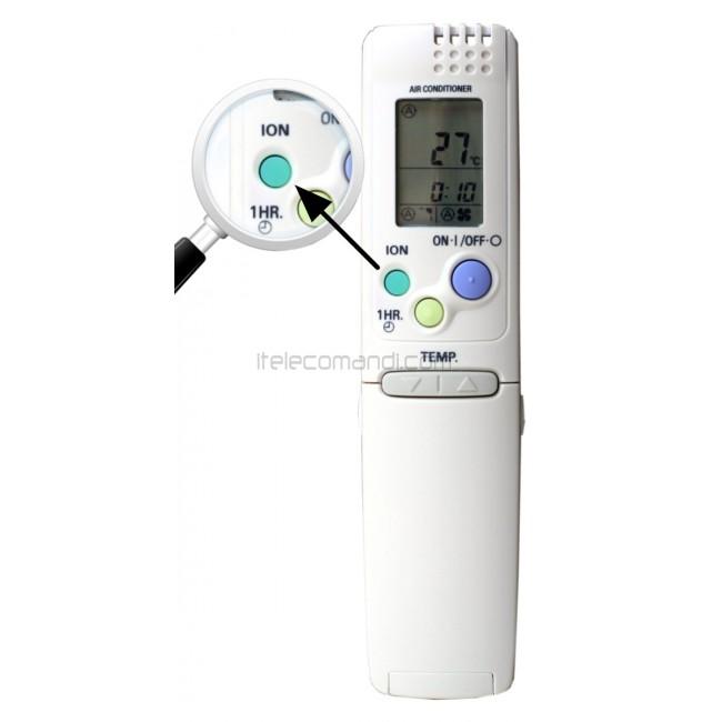 climatizzatori pompa di calore inverter Telecomando condizionatore Sanyo Airwell Argo RCS-3MHVPAW4E RCS-3MVHPN4E per condizionatori
