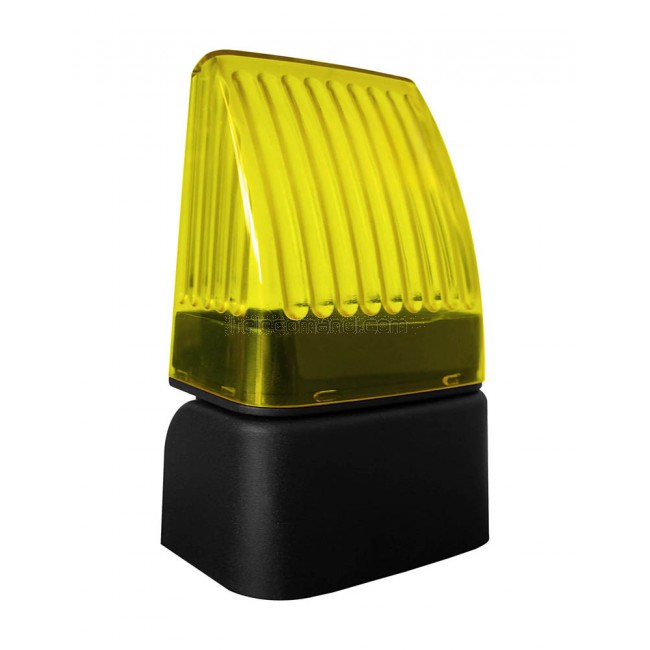 Lampeggiante universale a led lampeggiatore 12 24 220 v for Led alta efficienza
